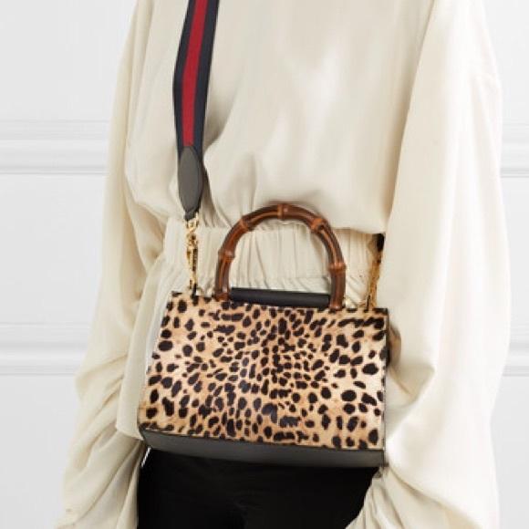 bf5d997b577 ❤️Gucci❤️NEW❤️mini Leopard print bag